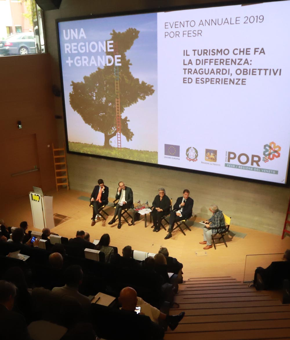Evento Annuale 2019 POR FESR – Regione del Veneto